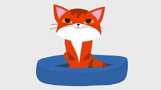 Песенка - ЧАСЫ - Тик-так - Развивающий обучающий мультик для детей про животных