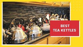 Best Whistling Tea Kettles [Testing 14 Top Kettles]