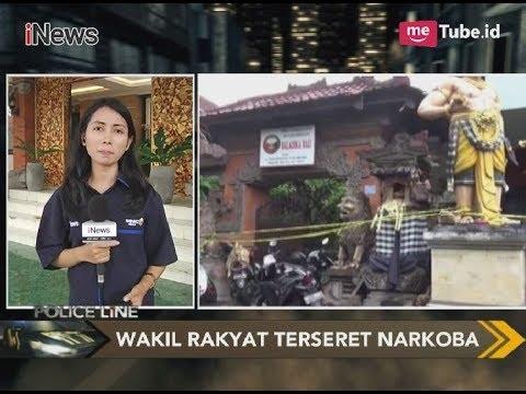 Informasi Terkini Kasus Narkoba yang Menjerat Wakil Ketua DPRD Bali - Police Line 06/11