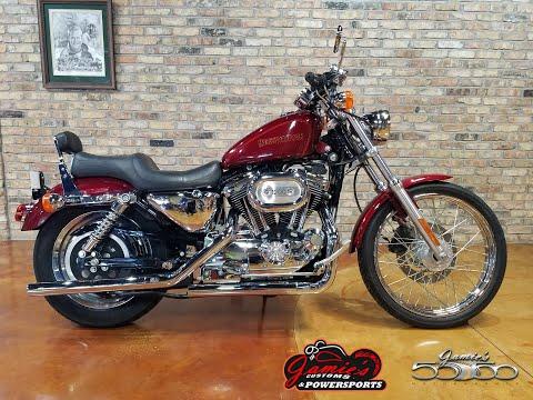 2001 Harley-Davidson XL1200C Sportster in Big Bend, Wisconsin - Video 1