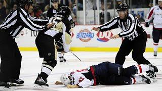 NHL: Mismatched Fights