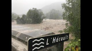 METEO : Le Gard en vigilance rouge pluie-inondation et crue