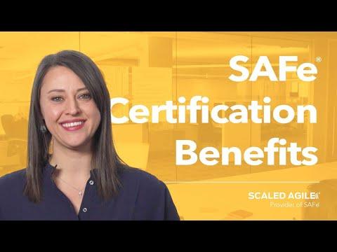 SAFe® Certification Program - YouTube
