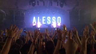 Alesso - Scars @ Warehouse Project Manchester