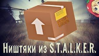 Ништяки из S.T.A.L.K.E.R. (от подписчика)