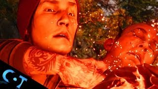 inFamous Second Son: How Delsin Got His Powers