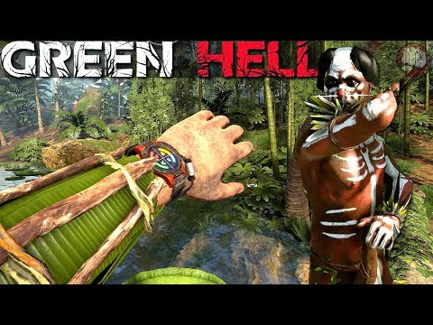 All Hands Up | Green Hell Gameplay | S4 EP69