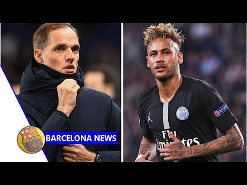 Barcelona denied Neymar transfer approach by PSG boss until new development arises- Barcelona new...