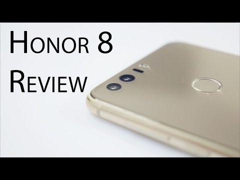 Honor 8 Review with Pros & Cons a Camera Centric Smartphone
