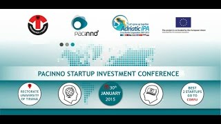 preview picture of video 'Pacinno Startup Investment Conference, Albania 2015'