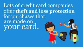 Advantages of Credit Cards