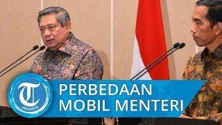 Mobil Dinas Baru Menteri Jokowi Capai Rp1,5 Miliar, Ini Bedanya dengan Kendaraan di Era SBY
