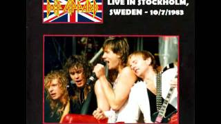 Def Leppard -  Another Hit and Run live 1983