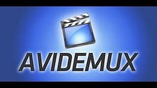 Как обрезать и склеить видео в Avidemux. [Полезные советы]