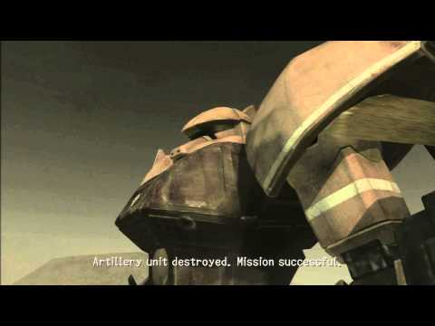 Видео № 0 из игры Mobile Suit Gundam: Crossfire (US) (Б/У) [PS3]