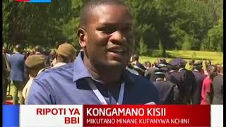 Raila Odinga kuongoza mkutano Kisii, makongamano kufanywa kote nchini