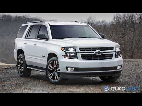 2018 Chevrolet Tahoe Wins AutoWeb Buyer