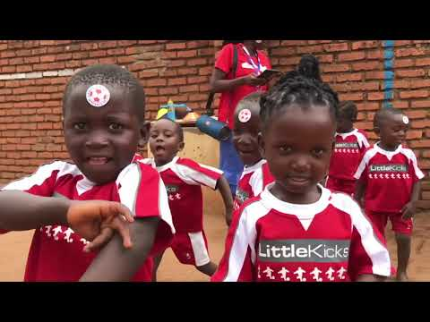 Sparkle Malawi and Little Kickers!