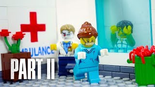Lego Zombie Attack Part 2