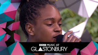 Koffee Performs Toast In Acoustic Session At Glastonbury 2019