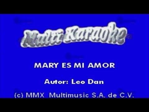 Mary es mi amor Leo Dan