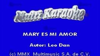 Mary Es Mi Amor