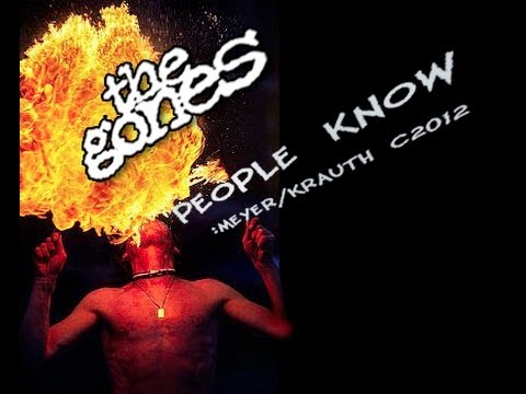 """""""People Know"""", the gones"""