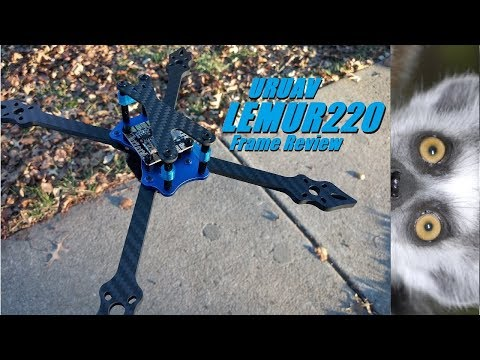 URUAV Lemur 220 Frame Review from Banggood