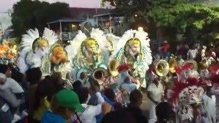 GENESIS WARHAWKS - 2016 New Years  Junkanoo Parade
