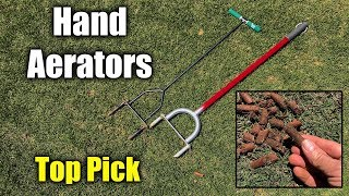 Hand Aerator for Lawn