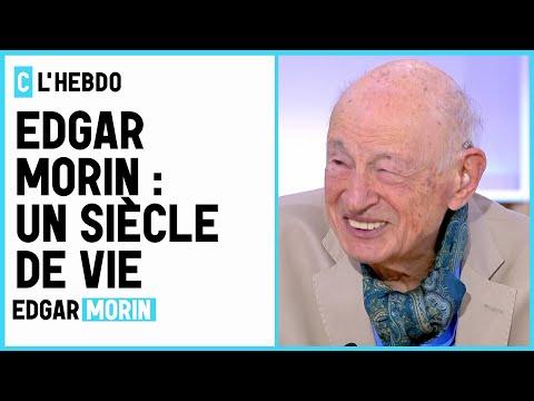 Edgar Morin : un siècle de vie - C l'hebdo - 19/06/2021 Edgar Morin : un siècle de vie - C l'hebdo - 19/06/2021