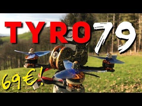 Tyro79: un drone muy capaz