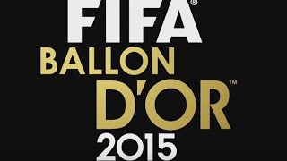 How to vote for the 2015 FIFA Ballon D'Or .. Here the solution