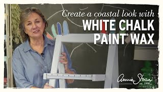 How To Create A Coastal Look With White Chalk Paint® Wax