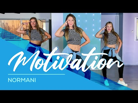 Normani - Motivation - Easy Fitness Dance Video - Choreography - Coreo - Baile