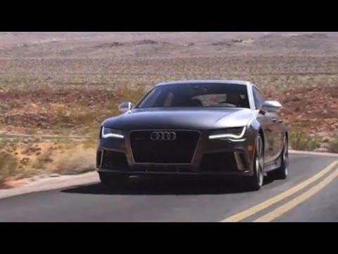 2014 Audi RS 7 First Drive Video Review
