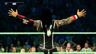 WWE 2K15 Next Generation PS4 (CAW Entrance)