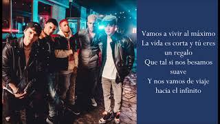 De Cero - CNCO - (Lyrics)
