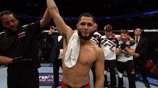 UFC London: Jorge Masvidal - Fighting is a Beautiful Artform