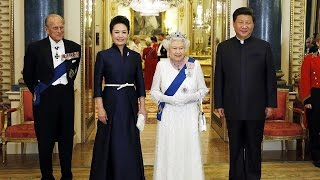"Chinese President Xi Jinping's ""super"" state visit to the UK"