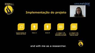 FISP21 – SaxTank: Sax on Research – Ana Sousa [ESTRENO 13:30h]