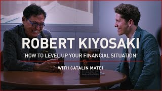 Robert Kiyosaki: Don't go to School, Don't pay Taxes, Get Into Debt