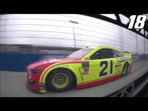 Best Of: In-Car Camera from Dover International Speedway