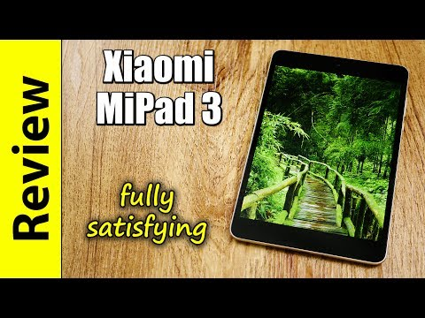 Xiaomi MiPad 3 | fully satisfying