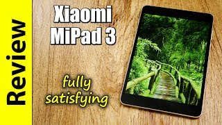 Xiaomi MiPad 3 | fully satisfying - dooclip.me