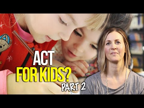 Acceptance & Commitment Therapy For KIDS   The DNA-V Model ...