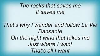 Aaron Neville - La Vie Dansante Lyrics