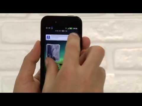 Foto Video recensione Lg Optimus Sol