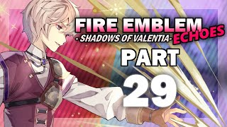 No Hit Rates Over 50% Allowed! Lets Play Fire Emblem Echoes: Shadows Of Valentia (with Bismix)