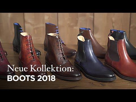 Vorgestellt: Die 2018er Herbst Boot Kollektion